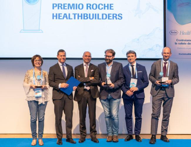 Open innovation, 210mila euro per i tre vincitori di Roche Healthbuilders