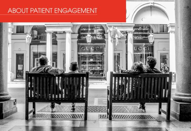 Quando i pazienti valutano la ricerca