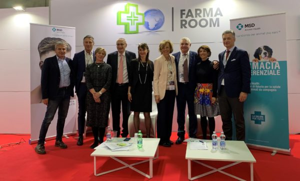 Collaborazione farmacisti-veterinari, grandi manovre per la Pet health