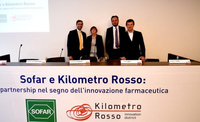 Sofar investe 1,5 milioni in Kilometro Rosso per realizzare un laboratorio di microbiologia