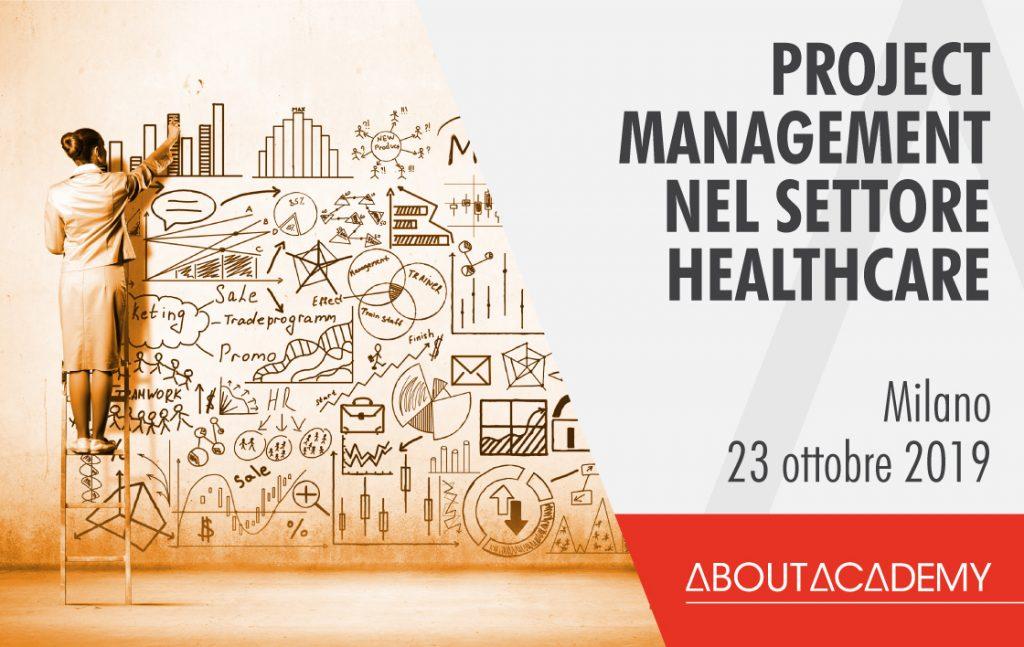 Corso di formazione Project Management nel settore healthcare: tecniche, strumenti e competenze per una gestione efficace di progetti complessi ed interfunzionali nel mondo della salute