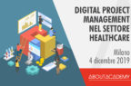 Digital Project Management nel settore healthcare