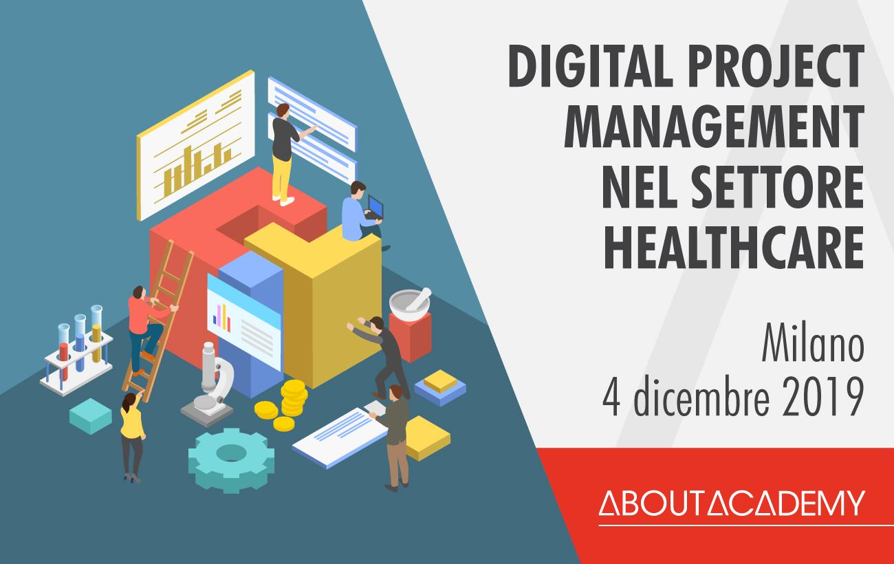 Digital Project Management nel settore healthcare