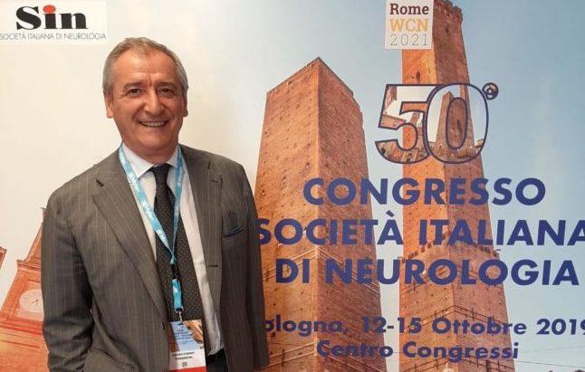 Società italiana di neurologia: Gioacchino Tedeschi nuovo presidente
