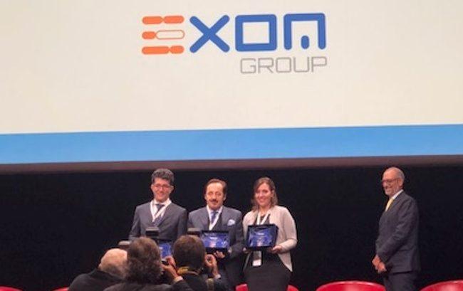 Eccellenze d'impresa 2019, Exom Group trionfa nella categoria startup