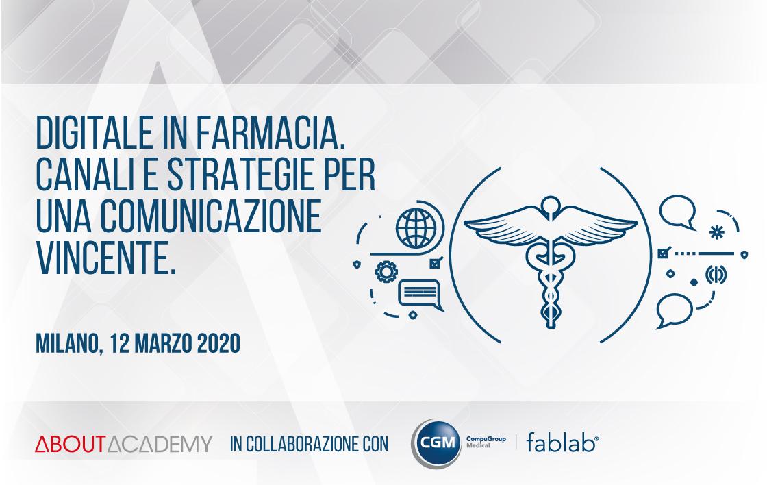 Digitale in farmacia: canali e strategie per una comunicazione vincente