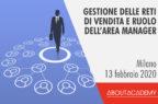 Gestione delle reti di vendita e ruolo dell'Area manager