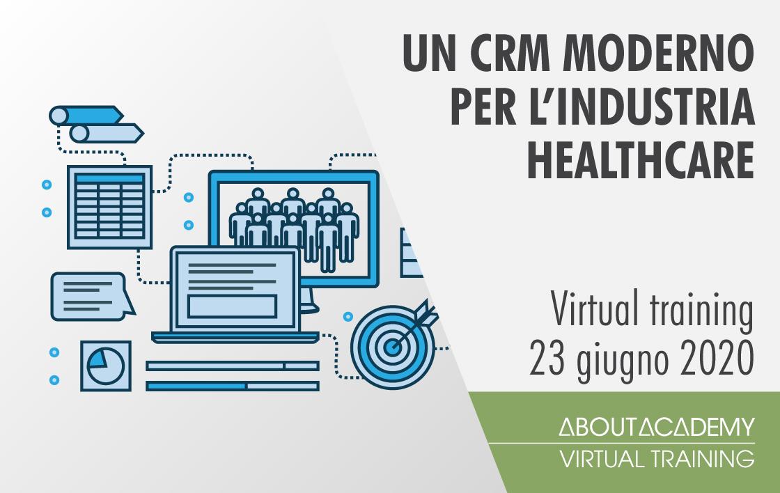 Un CRM moderno per l'industria healthcare