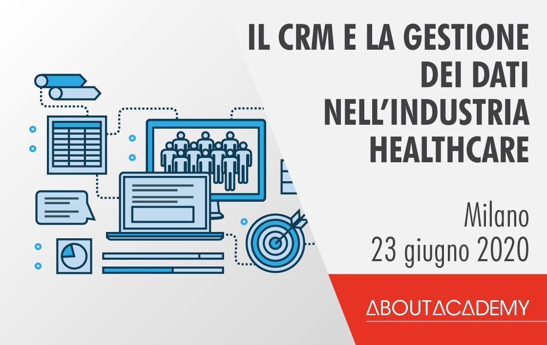 Il CRM e la gestione dei dati nell'industria healthcare