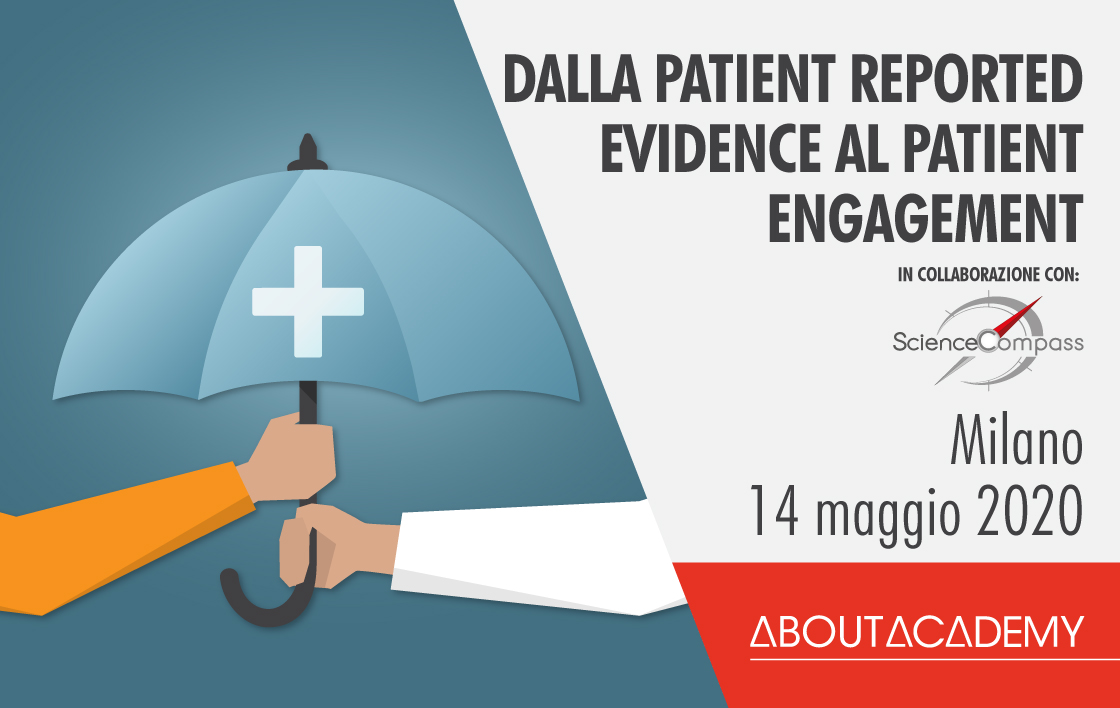 corso Dalla Patient Reported Evidence al Patient Engagement