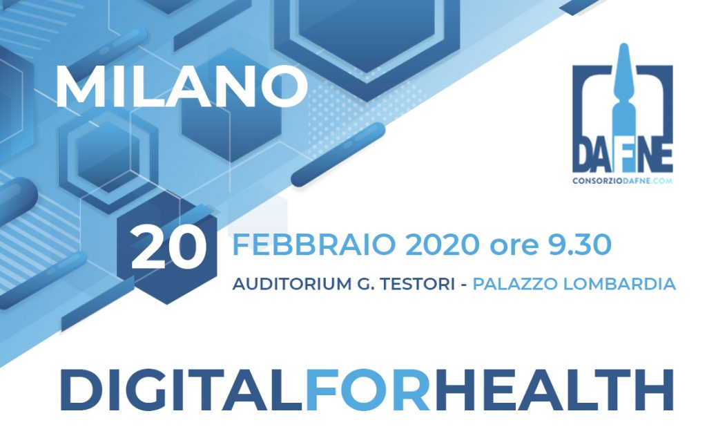 Convegno Digital for Health 2020