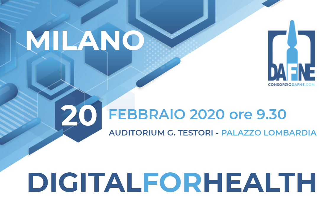 Convegno Digital for Health 2020