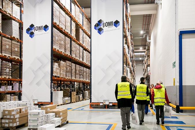 Bomi Group, una nuova sede per puntare tutto su sostenibilità e innovazione