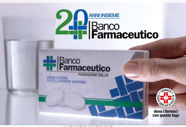 Banco farmaceutico: torna la raccolta solidale e quest'anno dura una settimana