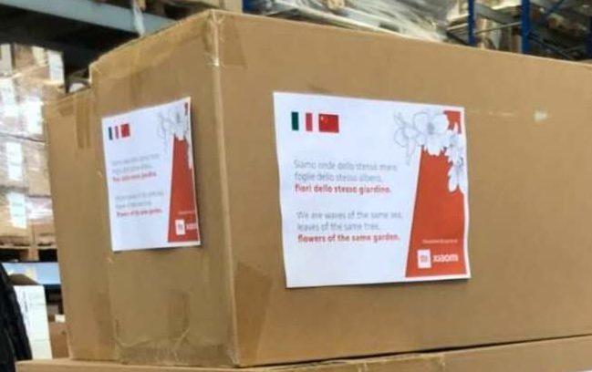 Covid-19, Xiaomi dona migliaia di mascherine alla protezione civile della Lombardia