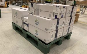 logistica sostenibile nella filiera healthcare
