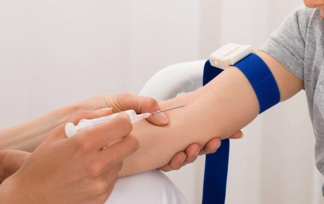 Prelievi a domicilio per monitorare i valori di farmaci presenti nel sangue