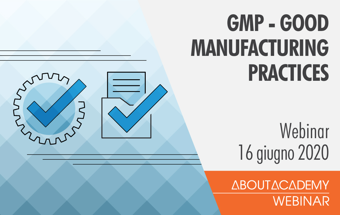 GMP - Good Manufactoring Practices