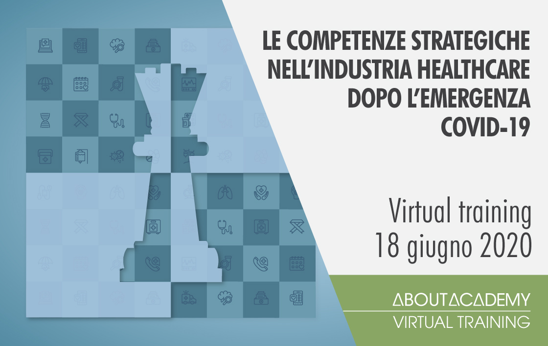 le competenze strategiche nell'industria healthcare dopo l'emergenza covid 19