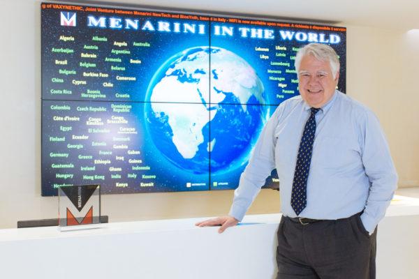 Menarini, in Italia nuovo stabilimento da 150 milioni di euro