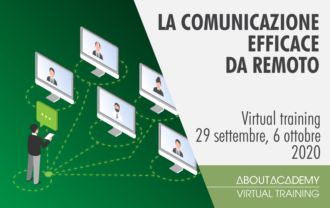 Virtual training La comunicazione efficace da remoto