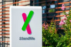 Genomica, 23andMe chiude un round da 80 milioni di dollari
