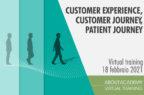 Customer experience, customer journey, patient journey