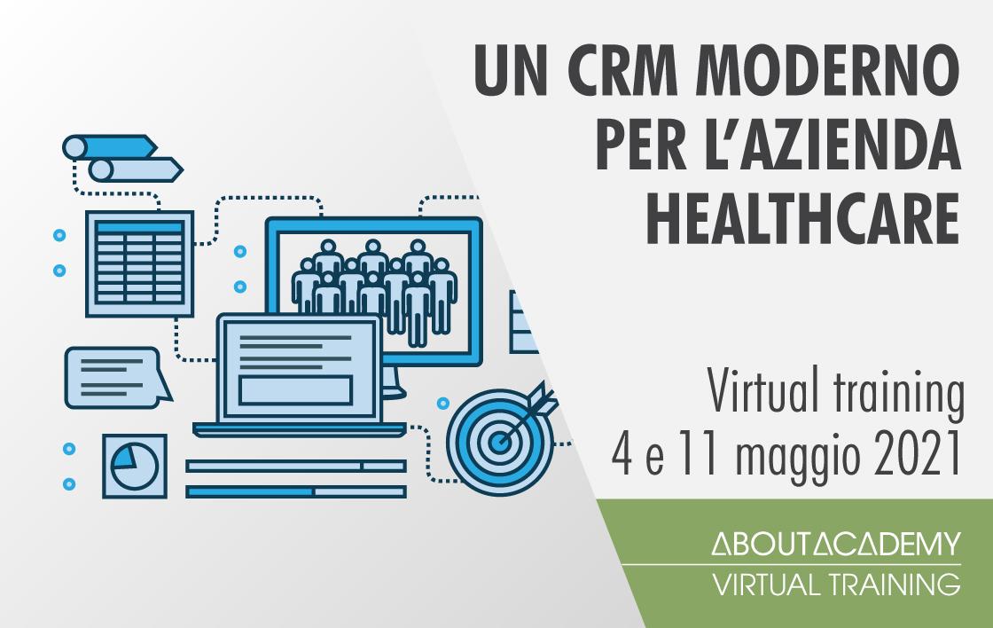 CRM per settore Healthcare