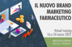 Il nuovo Brand Marketing farmaceutico: strategie e modelli di marketing per la comunicazione di prodotto da remoto | SOLD OUT