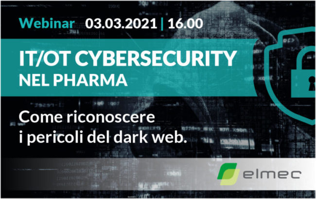 Integrazione tra IT e OT nel pharma: le insidie del dark web