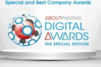 "AboutPharma Awards, nell'ultima giornata dell'evento premiate ""best digital"" e ""best social"" company"