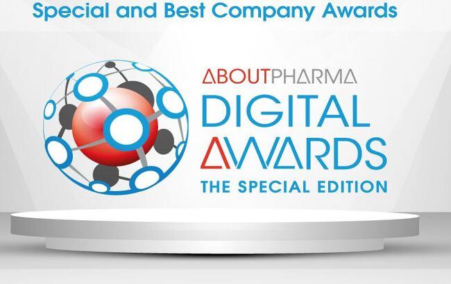 """AboutPharma Awards, nell'ultima giornata dell'evento premiate """"best digital"""" e """"best social"""" company"""