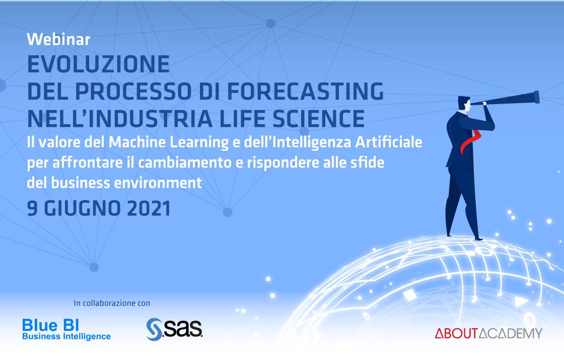 Evoluzione del processo di Forecasting nell'industria Life Science