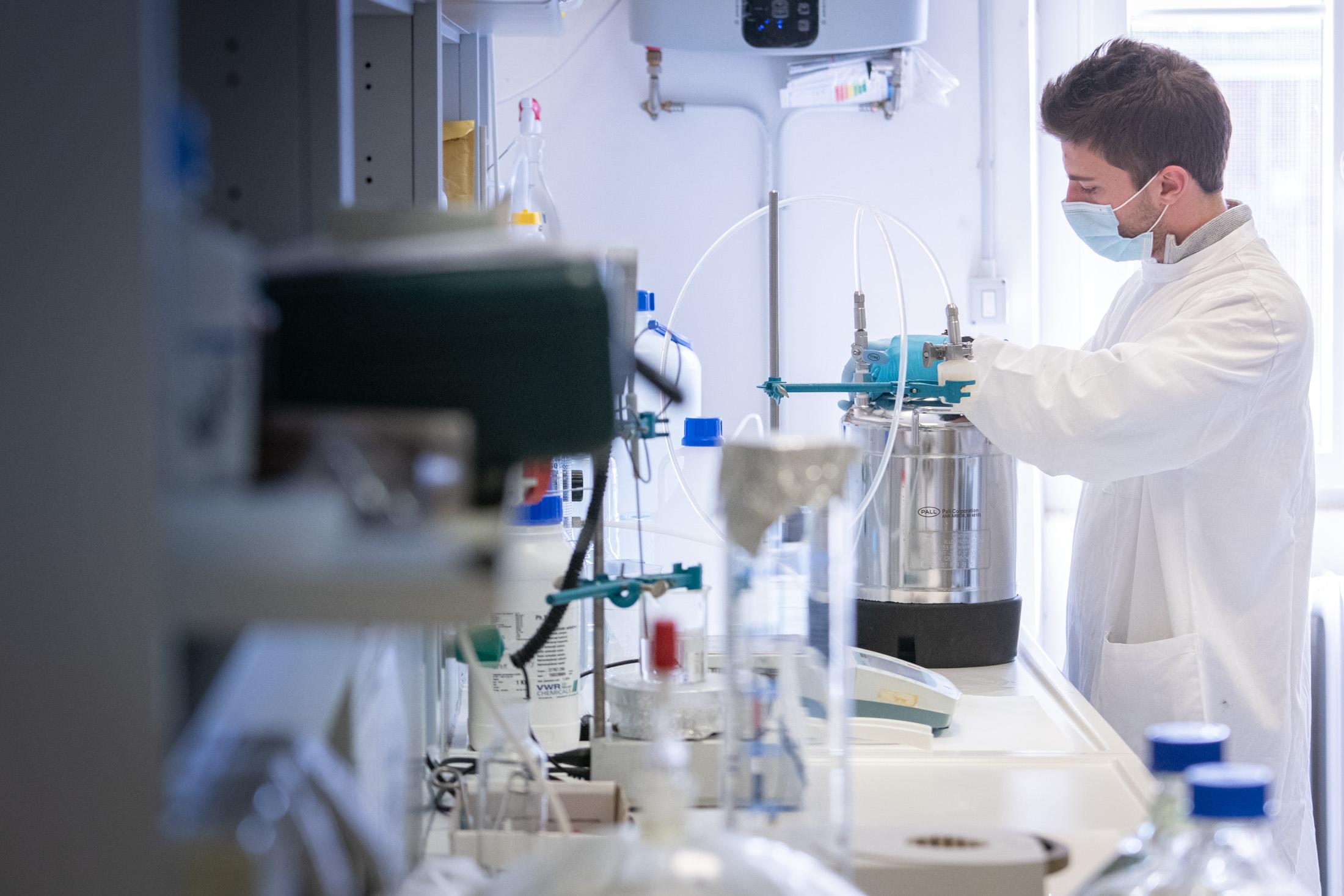 Regione Friuli investe due milioni di euro nella biofarmaceutica Bmg Pharma