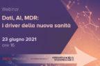 Dati, AI, MDR: i driver della nuova sanità