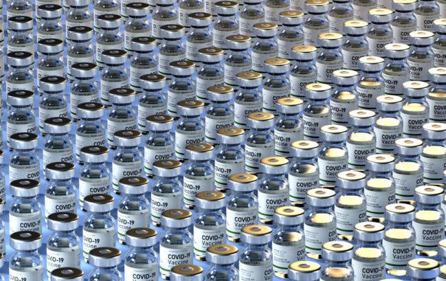 Vaccini anti-Covid, 50 milioni di dosi ancora da consegnare per il primo semestre