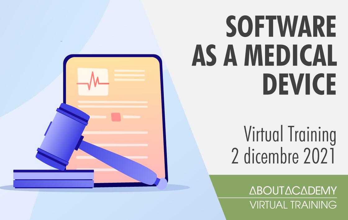 corso software as a medical devices